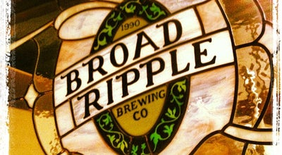 Photo of Brewery Broad Ripple Brew Pub at 842 E 65th St, Indianapolis, IN 46220, United States