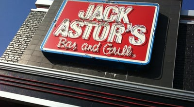 Photo of Restaurant Jack Astor's Bar & Grill at 219 Rathburn Rd. W, Mississauga, ON L5B 4C1‎, Canada