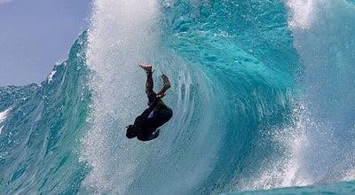 Photo of Surf Spot Banzai Pipeline at O'ahu's North Shore, Haleiwa, HI 96712, United States