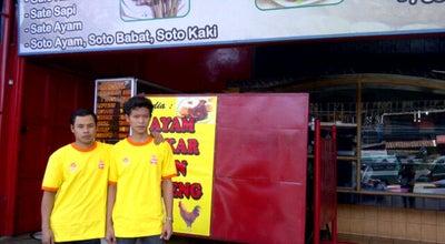 Photo of Asian Restaurant Bakso Pak Kumis at Jl. Raya Cimareme No.234/165, Bandung Barat 40553, Indonesia