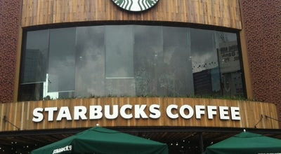 Photo of Coffee Shop Starbucks Coffee @ New World Hotel at 76 Le Lai St., Dist. 1, Thành phố Hồ Chí Minh, Vietnam