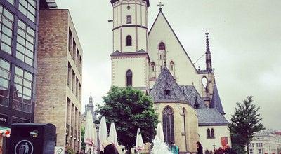 Photo of Church Thomaskirche at Thomaskirchhof 18, Leipzig 04109, Germany