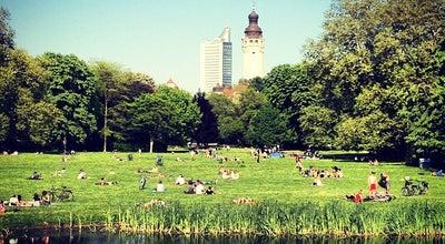 Photo of Park Johannapark at Johannapark, Leipzig 04109, Germany