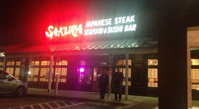 Photo of Japanese Restaurant Sakura Japanese & Seafood House & Sushi Bar at 10040 Baltimore National Pike, Ellicott City, MD 21042, United States