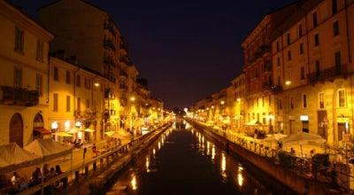 Photo of Neighborhood Navigli at Navigli, Milan 20144, Italy