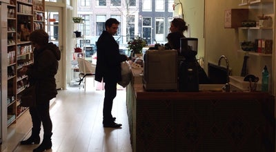 Photo of Vegetarian / Vegan Restaurant Vegabond at Leliegracht 16, Amsterdam 1015 DG, Netherlands
