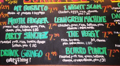 Photo of Mexican Restaurant Gringos Locos at 20 E Washington St, Orlando, FL 32801, United States