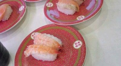 Photo of Sushi Restaurant はま寿司 at さくらんぼ駅前3-8-21, 東根市 999-3720, Japan