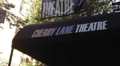 Photo of Theater Cherry Lane Theater at 38 Commerce St, New York, NY 10014, United States