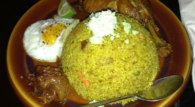 Photo of Asian Restaurant Sigiri at 91 1st Ave, New York, NY 10003, United States