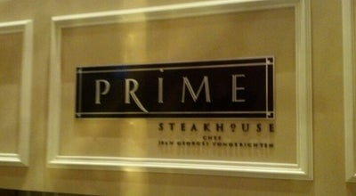 Photo of Steakhouse Prime Steakhouse at 3600 Las Vegas Blvd S, Las Vegas, NV 89109, United States