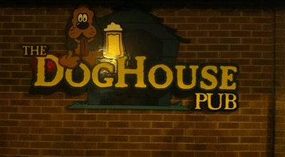 Photo of Sports Bar The Doghouse Pub at 154 W Washington St, Marquette, MI 49855, United States