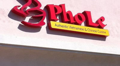 Photo of Vietnamese Restaurant Pho Le at 8785 Center Pkwy #b180, Sacramento, CA 95823, United States