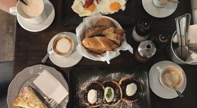 Photo of Breakfast Spot Saber Cafe at Malé Náměstí 292/5, Liberec 46001, Czech Republic