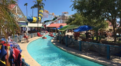 Photo of Water Park Sunsplash at 155 W Hampton Ave, Mesa, AZ 85210, United States