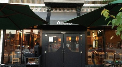 Photo of New American Restaurant Acero at 7266 Manchester Rd, Saint Louis, MO 63143, United States