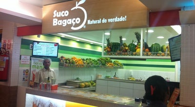 Photo of Juice Bar Suco Bagaço at Mag Shopping, João Pessoa 58037-000, Brazil