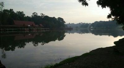 Photo of Lake Kawasan Rekreasi Tasik Ayer Keroh at Leboh Ayer Keroh, Kampung Ayer Keroh 77200, Malaysia