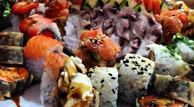 Photo of Japanese Restaurant Sensei Lounge Sushi at Av. Silvio Della Rovere, 615, São José do Rio Preto, Brazil