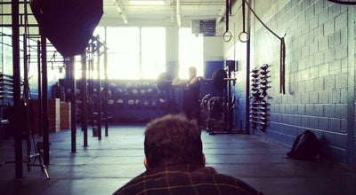 Photo of Gym / Fitness Center CrossFit Dynamix at 36-05 20th Ave, Astoria, NY 11105, United States