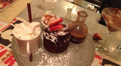 Photo of American Restaurant Max Brenner: Chocolate By The Bald Man at 841 Broadway, New York, NY 10003, United States