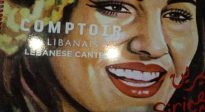 Photo of Middle Eastern Restaurant Comptoir Libanais at 53-54 Duke Of York Sq, London SW3 4LY, United Kingdom