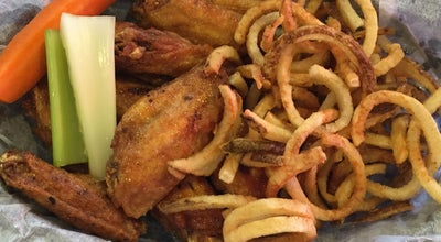 Photo of Wings Joint Wings-N-Things at 150 Sw 6th St, Pompano Beach, FL 33060, United States