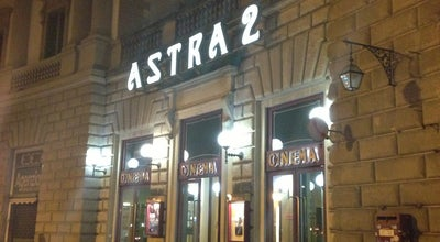 Photo of Movie Theater Astra 2 at Piazza Beccaria, Firenze 50126, Italy