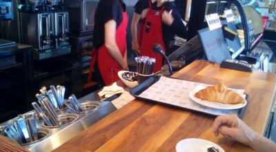 Photo of Cafe Aroma Espresso Bar at 300 Taylor Rd, Niagara-on-the-Lake, On, Canada