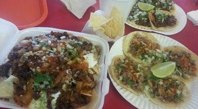 Photo of Mexican Restaurant Taqueria El Atacor at 11233 Washington Blvd, Whittier, CA 90606, United States