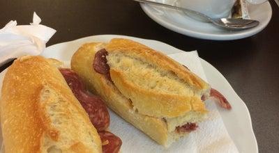 Photo of Bakery Quim Pa! at Plaça Dels Cotxes, 6, Vilanova i la Geltrú 08800, Spain