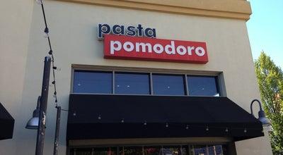 Photo of Italian Restaurant Pasta Pomodoro at 45 Crescent Dr, Pleasant Hill, CA 94523, United States