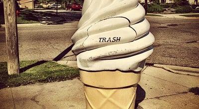 Photo of Ice Cream Shop Corner Cone at 201 W Jefferson St, Grand Ledge, MI 48837, United States