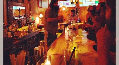 Photo of Bar Dynaco at 1112 Bedford Ave., Brooklyn, NY 11216, United States