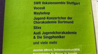 Photo of Concert Hall Orchesterzentrum NRW at Brückstrasse 47, Dortmund, Germany