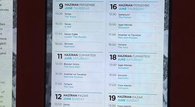Photo of Indie Movie Theater İstanbul Modern Sinema at Kılıçali Paşa Mah. Meclis-i Mebusan Cad. Antrepo No:4 Karaköy, Beyoğlu, İstanbul, Turkey