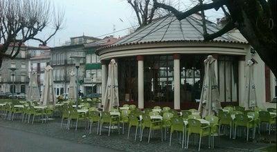 Photo of Bar Café Girassol at Lg. João Tomás Da Costa, Viana do Castelo 4900, Portugal