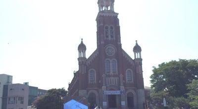 Photo of Church 답동성당 at 중구 답동로 19, 인천광역시 400-090, South Korea