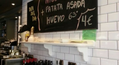 Photo of Gastropub Sexto Sentido Gastrobar at Jesus Nazareno, 4, Albacete 02002, Spain