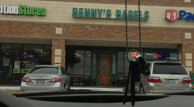 Photo of Bagel Shop Benny's Bagels at 955 E Campbell Rd, Richardson, TX 75081, United States