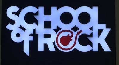 Photo of Rock Club School of Rock Philippines at Connecticut Arcade, Greenhills San Juan, Philippines