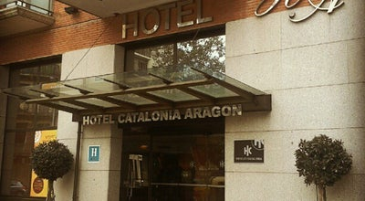Photo of Hotel Hotel Catalonia Sagrada Familia *** at Aragó 569 Bis, Barcelona 08026, Spain