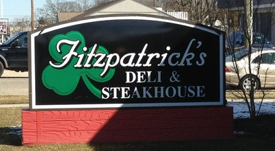 Photo of Steakhouse Fitzpatrick's Deli & Steakhouse at 650 New Rd, Somers Point, NJ 08244, United States