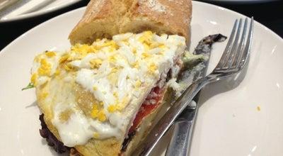 Photo of Breakfast Spot Cafeteria Mónaco Bilbao at Alameda Recalde 34, Vizcaya 48009, Spain