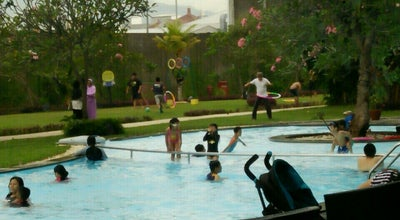 Photo of Pool Swimming Pool at Aston Cirebon Hotel & Convention Center. Jalan Brigjen Dharsono #12c, By Pass, Cirebon, Indonesia