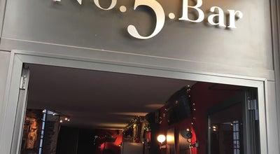 Photo of Cocktail Bar No.5 Bar at Pau, France