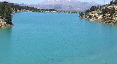 Photo of Lake degirmendere gölü at Turkey