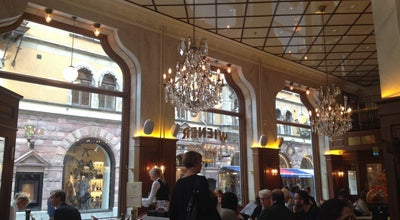 Photo of Cafe Wienercaféet Anno 1904 at Biblioteksgatan 6, Stockholm 111 46, Sweden