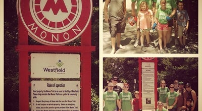 Photo of Trail Monon Trail at Westfield, IN, United States