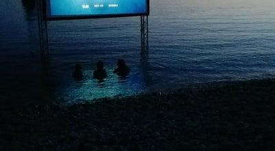 Photo of Beach Bar Beach bar Mulini at Croatia